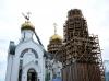 С Божьей помощью освящение в Кызыле нового православного храма планируется в сентябре
