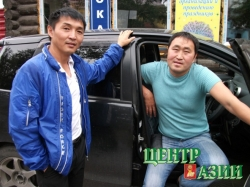 Андрей Айрандивиевич Хомушку, генеральный директор ООО «АИШ», Кызыл