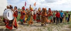 Чадан, Тува, Россия, планета Земля, фестиваль «Устуу-Хурээ»