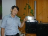 Артур Тыртыг-оолович Пабундук, генеральный директор ООО «Севил», Кызылский кожуун, село Ээрбек