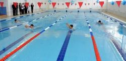 Первый заплыв в Шагонаре