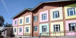 Детям Дерзиг-Аксынского психоневрологического дома-интерната – новый дом