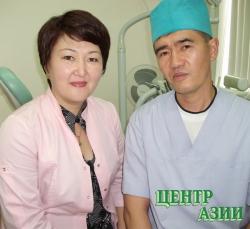 Сергей Чапаевич Монгуш, индивидуальный предприниматель, стоматологический кабинет «Аксай», Кызыл