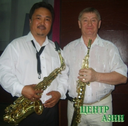 Голос саксофона