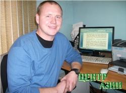 Евгений Сергеевич Огоренко, индивидуальный предприниматель, Кызыл