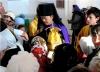В новом православном соборе Кызыла прошло первое епископское богослужение, на строительство буддийского храма получено благословение Далай-Ламы