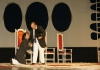 Взятка в тувинском театре: очень к месту