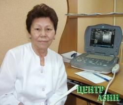 Надежда Шимитовна Сат, индивидуальный предприниматель, кабинет ультразвуковых исследований «Вита», Кызыл