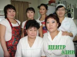 Брома Токаевна Ондар, индивидуальный предприниматель, кафе «Лакомка», Кызыл