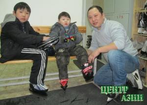 Валерий Дмитриевич Шожал, папа двух сыновей, 29 лет, житель Кызыла