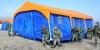 Чрезвычайный палаточный лагерь – не знак планируемого землетрясения