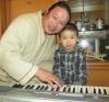 Олег Бадыевич Сат, папа дочери и сына, 39 лет, житель Кызыла