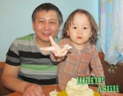 Сылдыс Владимирович Допай, папа одного сына, 33 года, житель Кызыла