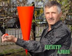 Магистр иллюзий из Тувы Шамиль Курт-оглы