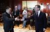 О чём договорились в Москве Медведев, Кара-оол и Мутко