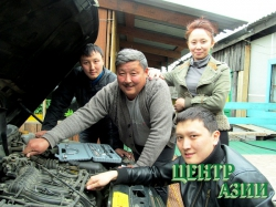 Тимур Алдын-Херелович Санчы, папа трёх детей, 49 лет, житель Кызыла