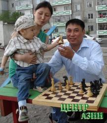 Айдыс Андреевич Нас-Сюрюн, отец маленького Саши, 29 лет, житель Кызыла