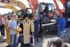 Тувинская железная дорога получила благословение епископа и башкы