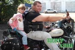 Юрий Михайлович Ильяшевич, папа пятилетней Ксюши, 36 лет, житель Кызыла