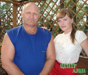Виктор Васильевич Звягин, папа двоих детей, 50 лет, житель Кызыла