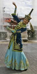 Чечена Кыргыс из Шагонара – королева Центра Азии