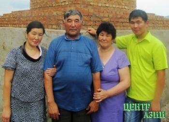 Кан-оол Макарович Аскиров, папа двух дочерей, 64 года, житель Турана, Пий-Хемский район
