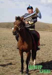 Фанфары кентавров центра Азии