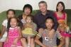 Темир Викторович Оюн, папа пяти детей, 41 год, житель поселка Каа-Хем
