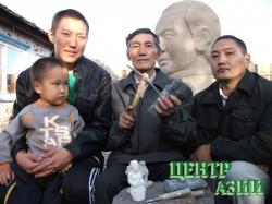 Эрес-оол Баирович Байынды, папа двух детей, 64 года, житель Кызыла