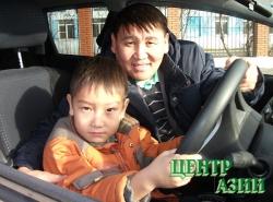 Сылдыс Чамбааевич Монгуш, папа двух детей, 38 лет, житель Кызыла