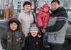 Айбек Николаевич Конгар, папа трёх детей, 29 лет, житель села Бай-Хаак