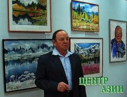 Виталий Вальков: из мира политики – в мир акварели