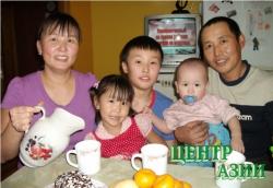 Юрий Апрелович Шокар, папа трёх детей, 38 лет, житель Кызыла