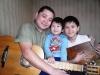 Сергек Валерьевич Чапчын, папа трёх детей, 28 лет, житель Кызыла