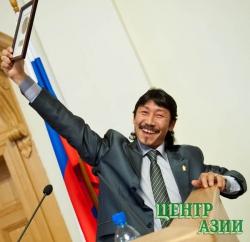 Вячеслав и Шончалай Сояны. Путь к серебряной воде
