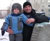 Сергей Викторович Михеев, папа трехлетнего Максима, 29 лет, житель Кызыла
