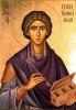 Святой целитель Пантелеимон впервые путешествует по Туве