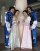 В Кызыле появились два Ромео и две Джульетты