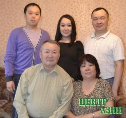 Вячеслав  Хавыяевич  Кашпык-оол, папа трёх детей, 57 лет, житель Кызыла