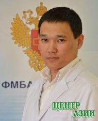 Вячеслав Ондар. Титановый протез.