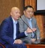 Женишбек Назаралиев выбрал трёх тувинских врачей для стажировки в Киргизии