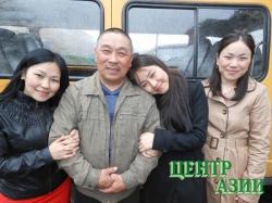 Юрий Дамбаевич Монгуш, 53 года, папа трёх дочерей, житель Кызыла