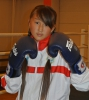 Алантос Куулар – первая в Туве чемпионка России по боксу
