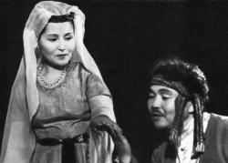 Репертуар Национального музыкально-драматического театра имени Виктора Кок-оола на май