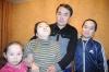 Шериг-оол Оолакович Хомушку, 44 года, папа трёх детей, житель Ак-Довурака