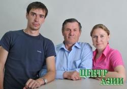 Сергей Михайлович Еловиков, папа трёх детей, 55 лет, житель Кызыла
