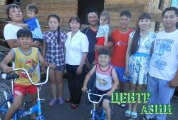 Хензиг-оол Байыр-оолович Чооду, 46 лет, папа шести детей, житель Кызыла
