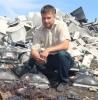Опасный мусор Константина Зорина заинтересовал Шолбана Кара-оола