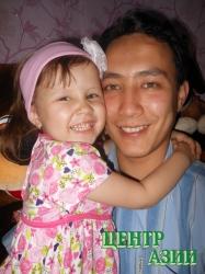 Арзу Мамедович Садыгов, 26 лет, папа маленькой Варвары, житель Кызыла