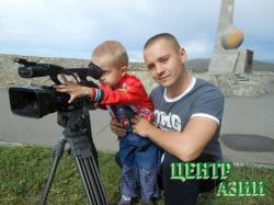 Дмитрий Валерьевич Крыж, 25 лет, папа маленького Артема, житель Кызыла